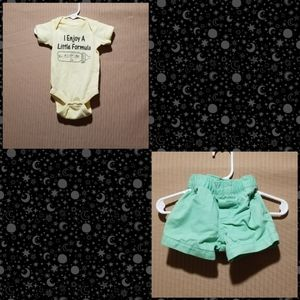 2pc Baby Outfit